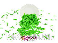 Посипка - Паличка зелена 50 гр