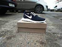 Кроссовки мужские сетка Nike Roshe Ran 40 -45 р-р, фото 1