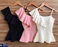 Блуза W-7031 (42-44, 44-46)
