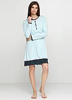 Домашнее платье Bisbigli 42 Мятный