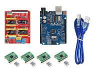 Набор Arduino Uno для ЧПУ или 3D-принтера