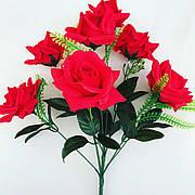 Роза искусственная. Букет искусственных роз.