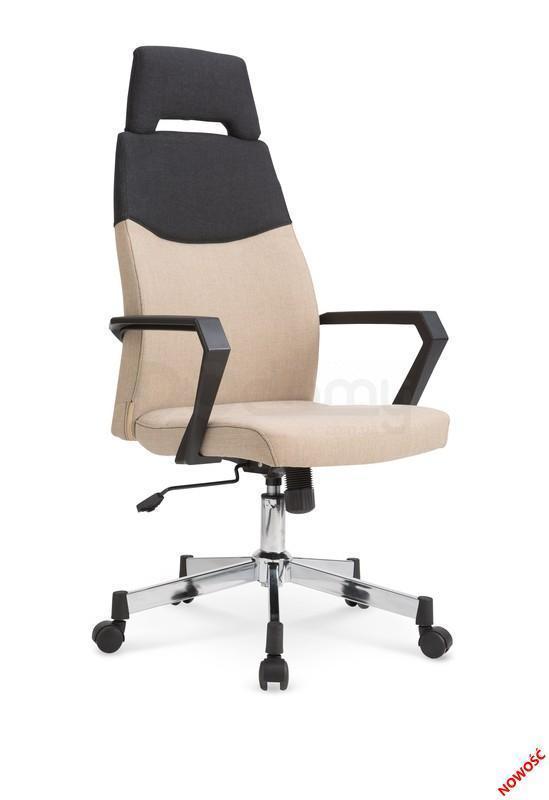 Компьютерное кресло Olaf Halmar бежевый-черный
