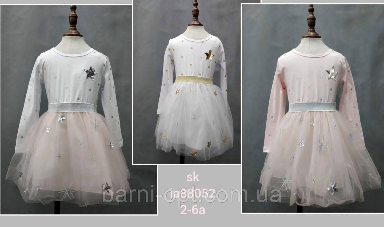 Платье на девочек оптом, Setty Koop , 2-6 рр