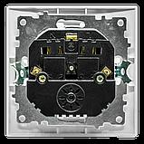 Розетка с заземлением и двумя USB портами MARSHEL Элегант, фото 5