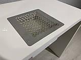 Стіл манікюрний для двох майстрів з УФ лампою V370, фото 4