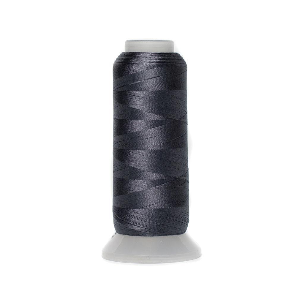 Нитки Overlock-Garn Lotus Products 12х5,7х4см Темно-серый