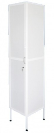 Шкаф материальный одностворчатый Шма-2 Праймед