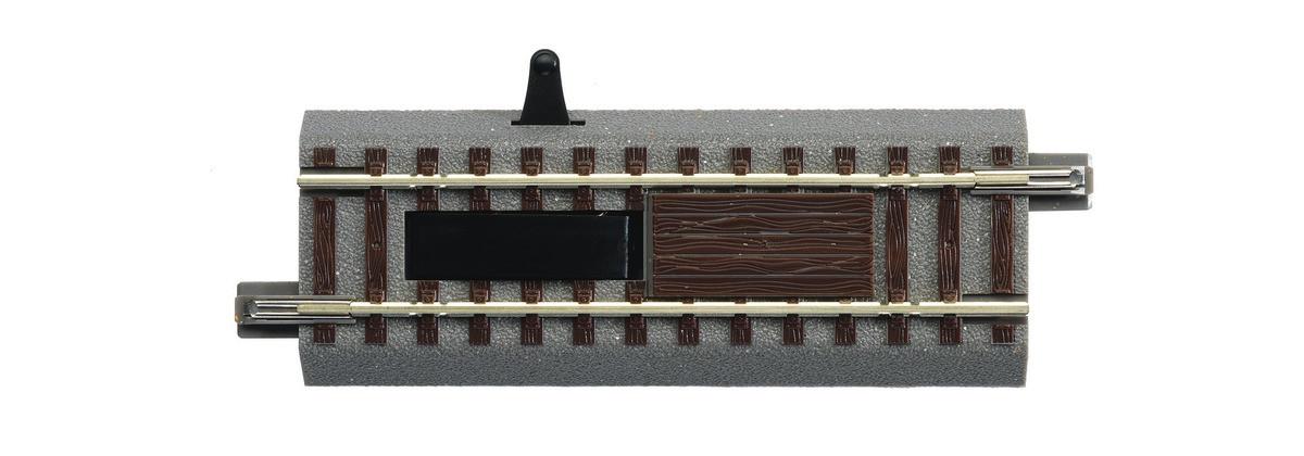 Roco 61118 / Дорожка для расцепления, длина: 100 мм, с приводом / 1:87