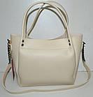 Женская молочная сумка Michael Kors (23*26*12) , фото 2
