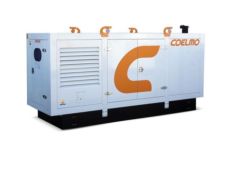 Дизельный генератор Coelmo PDT116ATG1 (108 кВт)