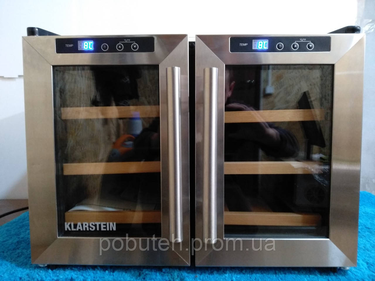Винный шкаф Klarstein 10028492