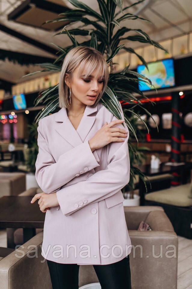 женский пиджак идеальной посадки