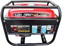 Бензиновый генератор на 2,5 кВт Протон БГ-2800/А