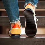 Мужские кроссовки South Oxford L-gray, мужские серые классические кроссовки , фото 8