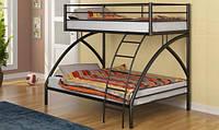 Двухъярусные металлические кровати Design Service