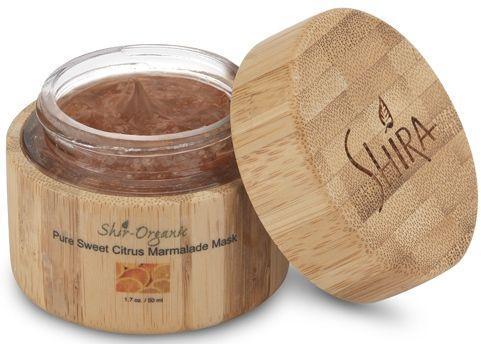 Shira Мармеладная маска сладкий цитрус Shir-Organic Pure Sweet Citrus Marmalade Mask
