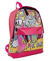 Рюкзак подростковый ST-28 Yes Wow, 35*27*13  553514