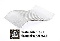 Комплект сетки 10 шт. для пайки пластика стальная нержавеющая армирующая
