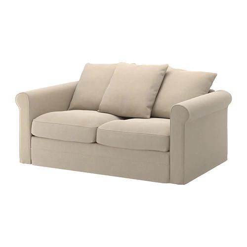 Двухместный диван IKEA GRÖNLID Sporda natural 392.556.51