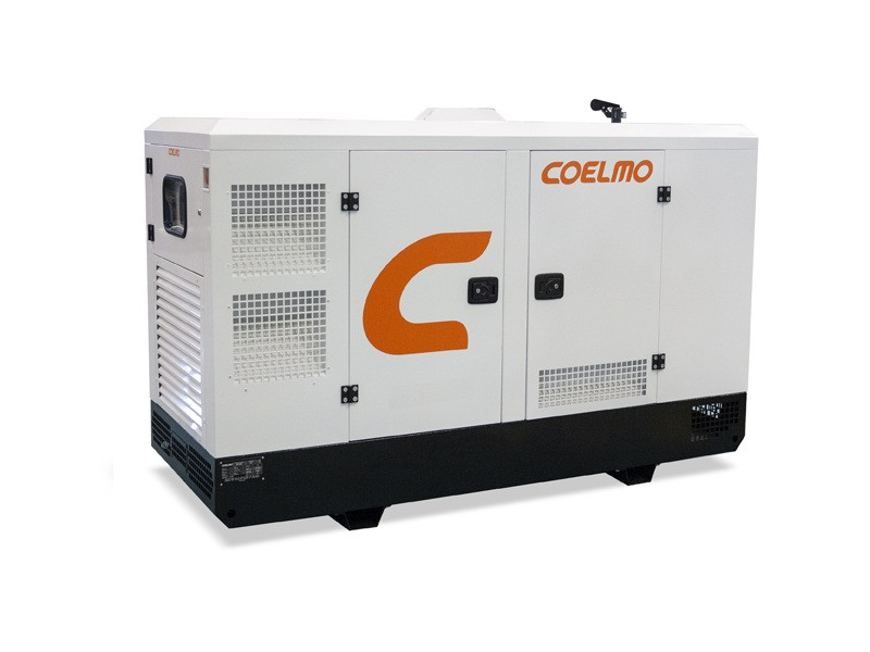 Трьохфазний дизельний генератор Coelmo PDT113 (26 кВт)
