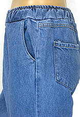 Джинси Mom Jeans на резинці, фото 3
