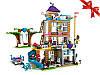 Конструктор JVToy 18002 Домик дружбы 767 деталей (аналог Lego Friends Лего)