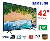 "Телевизор Samsung 42""  Full HD SmartTV, Wi-Fi, фото 1"