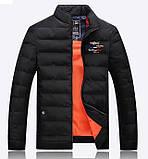 Kenty&Shark original Чоловіча куртка зима кенті шарк, фото 2