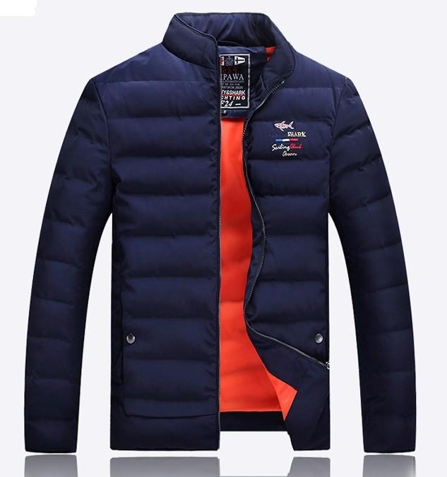 Kenty&Shark original Чоловіча куртка зима кенті шарк