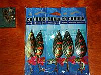Блесна winner condor упаковка 5 шт