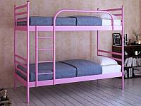Двухъярусная металлическая кровать Design Service (1145)