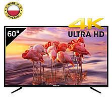Телевизор Manta LED60LUA58L (PQV 400Гц, UltraHD 4K, Smart, Android TV 4.4, DVB-C/T2), фото 2