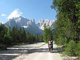 Велосипедом через Альпи і Апенніни