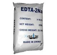 Этилендиаминтетрауксусной кислоты тетранатриевая соль EDTA 2Na/4Na Трилон