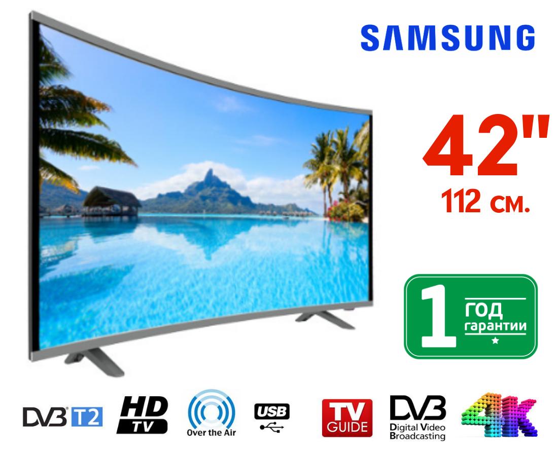 """Телевизор Samsung 42""""  4K Ultra HD LED"""