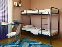 Двухъярусная металлическая кровать Design Service (1146)