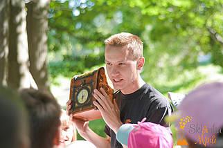 Квест «Путешественник во времени»  (для детей 7-10 лет) - КВЕСТ В ОТПУСКЕ