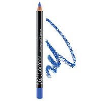 Водостійкий олівець для очей Flormar 112 Ultramarine Blue 1,7 г (2736036)