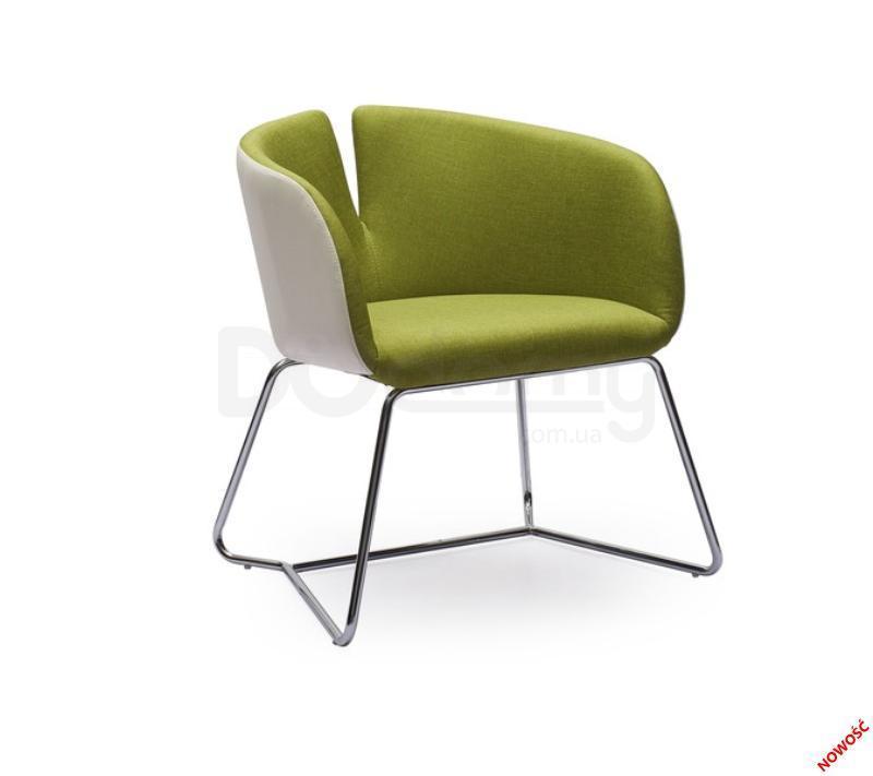 Кресло PIVOT halmar зеленое