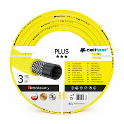 Садовый шланг Cellfast PLUS 25 м 3/4 (10-220)