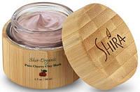 Маска для проблемной, жирной кожи с большими порами Shir-Organic Pure Cherry Clay Mask 50 мл.