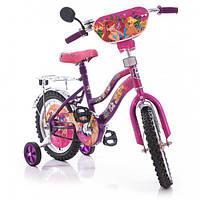 """Велосипед детский WINX 16"""" Фиолетовый., фото 1"""