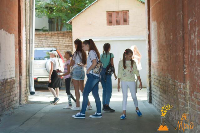 фото квест для подростков в городе