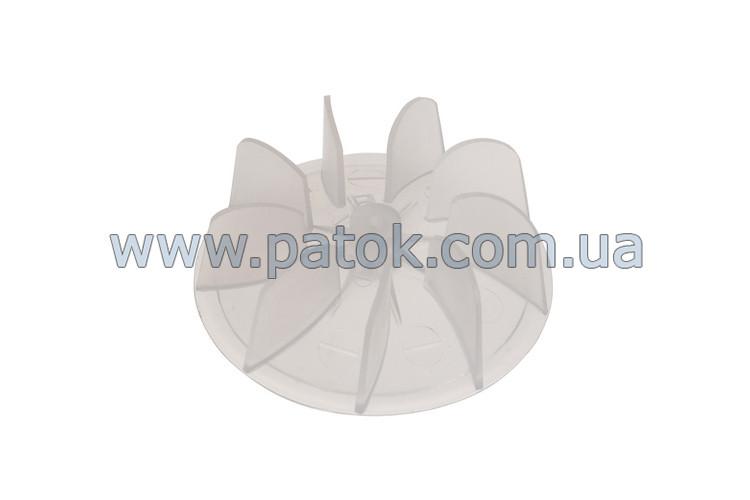 Крыльчатка вентилятора для фена D=58mm, H=21mm, 9 лопастей