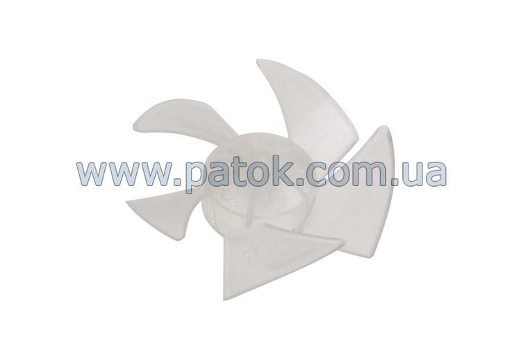 Крыльчатка вентилятора для фена D=50mm, H=13mm, 5 лопастей
