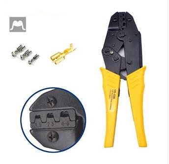 Кліщі для обтиску розрізних наконечників HS-03B, фото 2