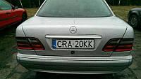 Четверть Mercedes-Benz E-Klasse W210 1995 - 2002 зад