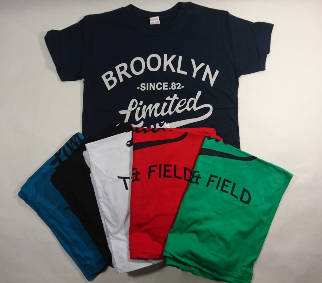 """Детская футболка летняя  на мальчика """"Brooklyn""""   10-14"""