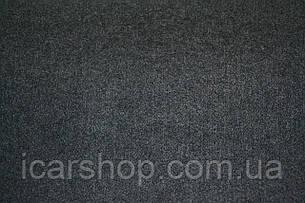 Ковролін без основи Карпет АС-015 темно-сірий стрейч